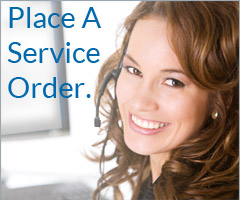 Place A Service Order.